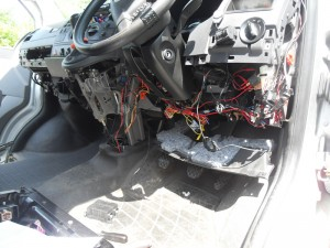 Dashboard area panels - stripped!
