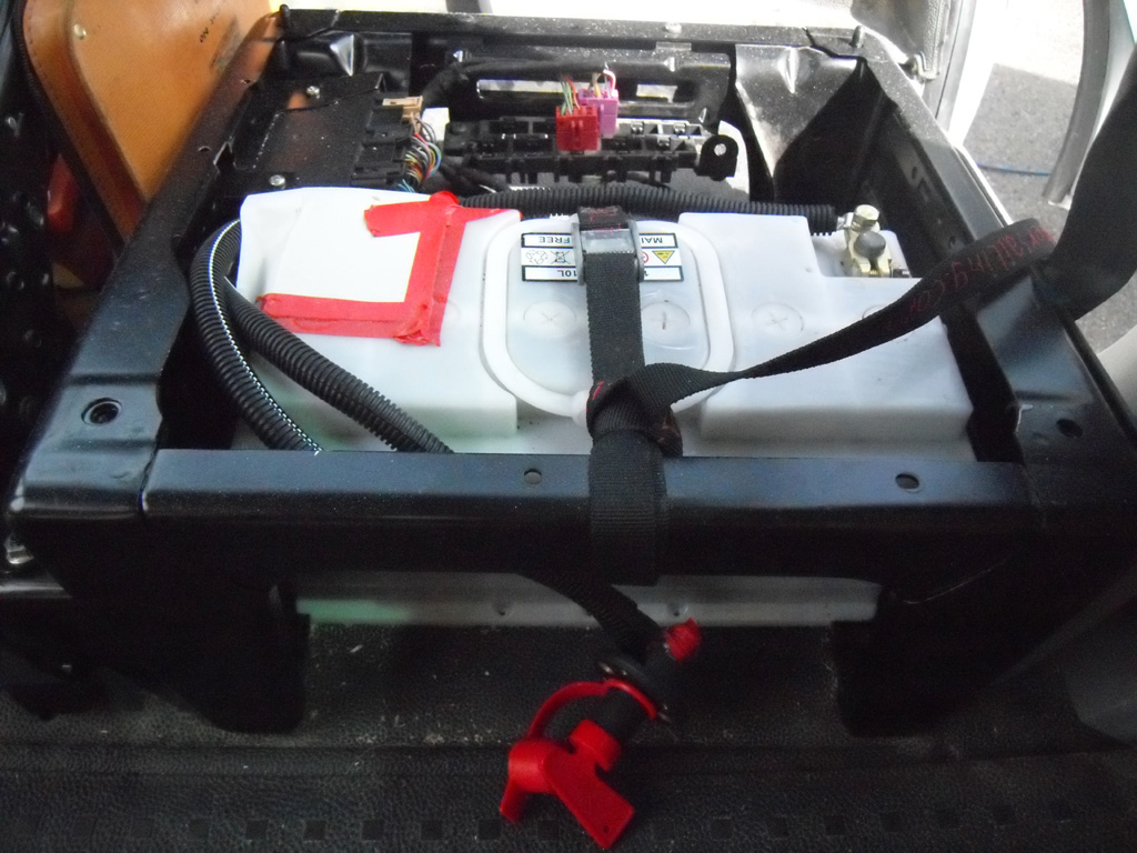 Vw T5 Kombi Conversion 187 Split Charge Installation