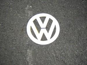 VW Paper Logo