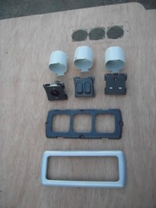 CBE Modular Components