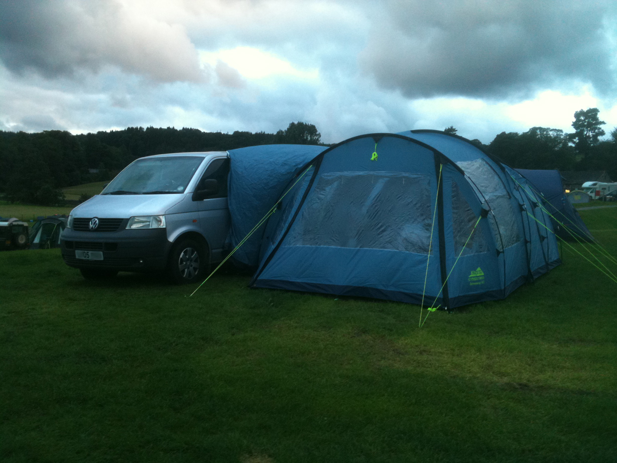 VW T5 Kombi Conversion Awning Tent